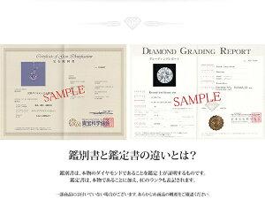 純プラチナプリンセスカットダイヤモンドペンダント/ネックレス計0.15アップCT