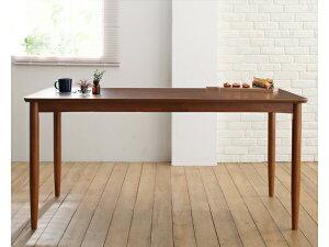 テーブル幅150cm【Timo】ブラウン洗濯機で洗えるカバーリングチェア!ダイニング【Timo】ティモ】テーブル