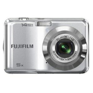 【送料無料】富士フィルム【FX-AX300S】 デジタルカメラ FinePix AX300 シルバー FUJIFILM