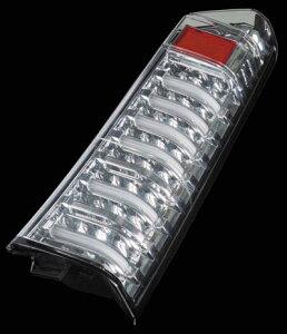 Valenti LED テールランプ N-BOX JF1/2 TH12NBX-CC-1 クリア/クローム 車検対応 ヴァレンティ