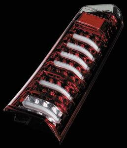 Valenti LED テールランプ N-BOX JF1/2 TH12NBX-CR-1 クリア/レッドクローム 車検対応 ヴァレンティ