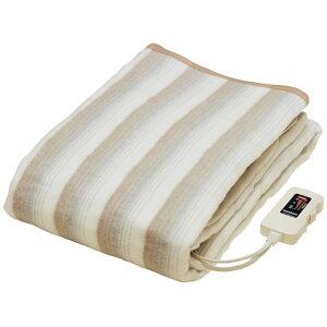 【送料無料】【あす楽】ナカギシ 電気掛け敷き毛布 NA-013K 188×130cm なかぎし 日本製