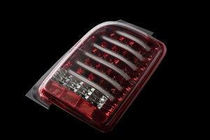 Valenti LED テールランプ N-ONE JG1/2 TH12NON-CR-1 クリア/レッドクローム 車検対応 ヴァレンティ NONE Nワン
