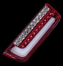 Valenti LED テールランプ エルグランド E52 ロアテール クリア/レッドクローム TN52EL-CR-L ヴァレンティ ELGRAND