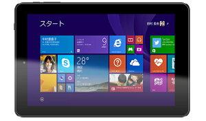 【あす楽】【送料無料】KEIAN Windows 8.1搭載 タブレット KEM-89B 8.9インチ 1920x1200 IPS液晶 IntelクアッドコアCPU 32GB 恵安