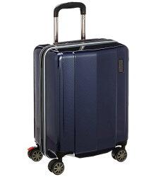【あす楽】【送料無料】TRDポリカーボネートキャリーケース縦型0836800-NVネイビーカーボン柄4輪式38L3.2kg国際線機内持込可能TSAロック機能搭載[キャリーカート][キャリーバッグ][スーツケース][トヨタレーシングデベロップメント]