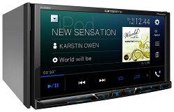 【あす楽】【送料無料】carrozzeria2DINメインユニットFH-9300DVSAppleCarPlayAndroidAuto対応CD/DVD/USB/BluetoothPioneerパイオニアカロッツェリアカーオーディオ