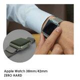 Apple Watch 38mm/42mm対応 極薄フルカバー ハードケース 「ZERO HARD」アップルウォッチ/2サイズ/スマートウォッチ/ウェアラブルデバイス/LEPLUS