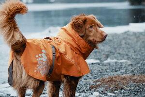 【Hurtta】【フルッタ】・ドッグレインコート「トレントコート」小型犬用