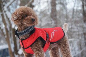 フィンランドのドッグメーカー【Hurtta】・ドッグコート【WinterJacket・ウィンタージャケット】小・中型犬用