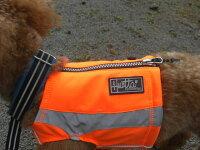 フィンランドのドッグブランド【Hurtta】【フルッタ】【Lifeguardseries】PolarVest(ポーラベスト)小型犬用サイズ