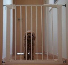 北欧デザインドッグゲート[Scandinavian Dog Gate]