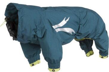 【Hurtta】【フルッタ】・ドッグレインコート 「Hurtta Slush Combat suit スラッシュコンバットスーツ」中〜大型犬用