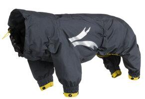【Hurtta】【フルッタ】・ドッグレインコート「HurttaSlushCombatsuitスラッシュコンバットスーツ」中〜大型犬用