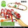 ツインブリッジセット33195【TwinBridgeSet】【おもちゃ】【知育玩具】【木製レール】【BRIO】【ブリオレールシリーズ】
