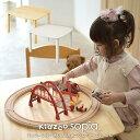 高さ調節可能 キッズーソピア(sopia)折りたたみ式スクエアキッズテーブル OCT-680 子供テーブル チャイ...