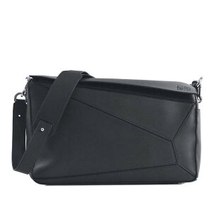 [Up to 1000 yen OFF Shopping Marathon Coupon!] [Fashion The Sale Limited Special Price!] LOEWE LOEWE Back Shoulder Back Black 322.56.S79 PUZZLE 5340