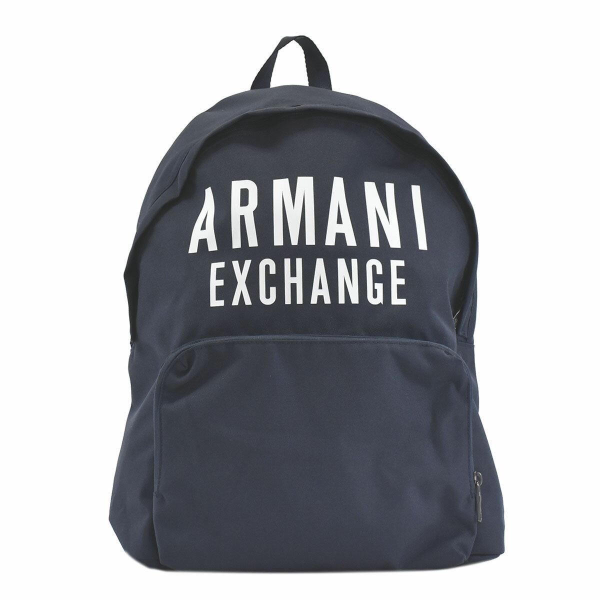 メンズバッグ, バックパック・リュック  ARMANI EXCHANGE 952199 BACKPACK 37735 NAVY
