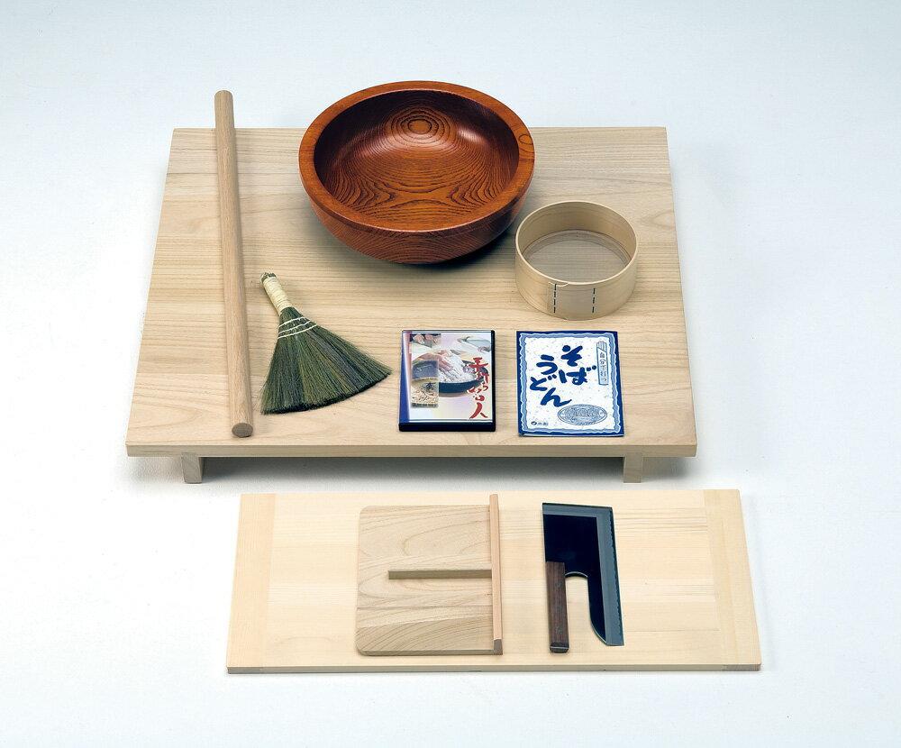 蕎麦打ち 手打ち麺セット TS-136 手打ち名人セット てまひま工房:徳島県物産館