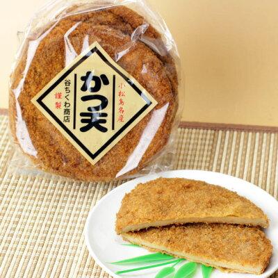 徳島名産 冷蔵【クール便】谷商店のかつ天
