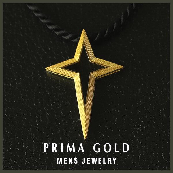 十字架【K24】クロスモチーフ純金ペンダントトップ24K 純金 24金 イエローゴールド メンズ ペンダント プレゼント ギフト 誕生日 PRIMAGOLD プリマゴールド Gold Cross:PRIMAGOLDオフィシャル店