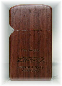( Zippo ) Zippo lighter leather, wood, and license: leather and wood 16nw-1 Zippo lighters engraved Zippo applied