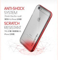 【送料無料/即納】iPhone6s対応iPhone6siPhone6siPhone6s防水性能耐衝撃防水ケースiPhone6ケース防塵TouchIDIP68GhostekAtomic2.0アルミゴーステックアトミック2.0iPhone6sローズゴールドピンク