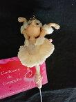 パワーストーンNRバレリーナ人形棒人形オデット白鳥の湖バレリーナ雑貨バレエ雑貨
