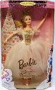 バービー人形 バレリーナバービー くるみ割り人形 シュが—プラムBarbie Nutcracker Barbie バレリーナ雑貨 バレエ雑貨 プレゼント  バレリーナ人形 バレエ発表会プレゼント クリ