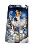 SnowflakeintheNutcrackerスノーフレ—クバレリーナバービーバービー人形バレリーナ雑貨バレエ雑貨Barbieくるみ割り人形
