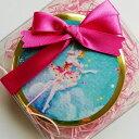 Mayaバレリーナミラー ピンクチュチュバレリーナ バレエ雑貨 プレゼント プチギフト バレリーナ雑貨 鏡