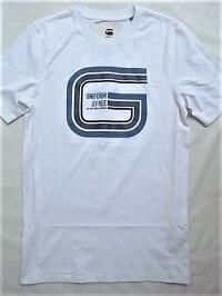 """G-STARRAW[ジースター]【GRAPHIC9SLIMRTS/S】""""UNIFORMOFTHEFREE""""SLIMFIT""""クラックプリント""""ショートスリーブTee☆"""