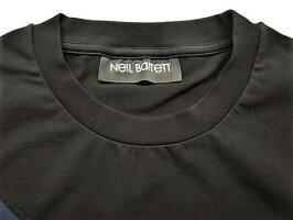 """NeILBarreTT(ニールバレット)【MODERNISTT-SHIRT】FITSLIMREGULAR""""MODERNIST""""カッティングショートスリーブTee★BLACK/NAVY/OFFWHITE☆"""