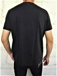 """NeILBarreTT(ニールバレット)【BONDEDLYOCELLCOTTONT-SHIRT】ショートスリーブ""""LOOSESLIM""""Tee★BLACK★"""