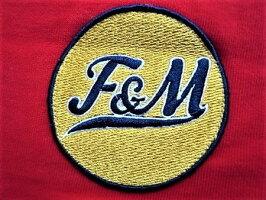 "FRANKLIN&MARSHALLフランクリン&マーシャル【SHRTSFLEECECOTTONUNISHORT】""COLLEGETEAMEMBLEM""SHORTY-SHORTS★"
