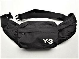 """adidasSTYLEY-3(ワイ−スリー)【Y-3SLINGBAG】""""Y−3""""3WAYバック★BLACK★"""