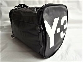 "adidasY-3(ワイ−スリー)【Y-3MINIGYMBAG】""Y-3""ミニジムバック★BLACK★"