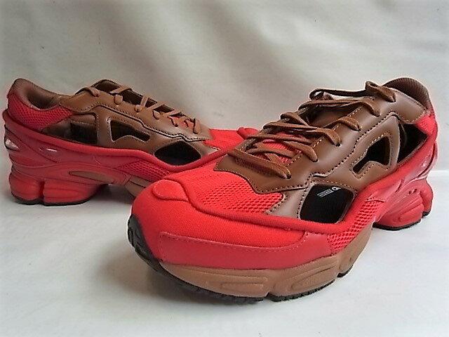 メンズ靴, スニーカー adidas by RAF SIMONS LIMITED EDITIONRAF SIMONS REPLICANT OZWEEGOREPLICANT OZWEEGOSCARLETDUST RUSTSCARLET