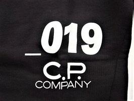 "C.P.COMPANY(シー・ピー・カンパニー)""DIAGONALFLEECE""【SWEATSHIRT-CREWSWEAT】GOGGLELENSPOCKETクルーネック""_019""スウェット★BLACK★"