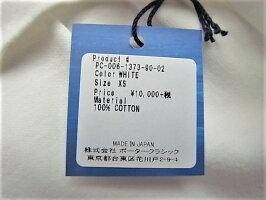 PORTERCLASSIC(ポータークラシック)【OHARIKOMONSTERT-SHIRT】☆WHITE☆