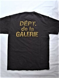 "GALLERYDEPT.(ギャラリーデプト)【FRENCHLOGOT-SHIRT】ギャラリーデプト""フレンチロゴ""Tee★WASHEDBLACK★"