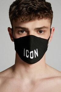 """DSQUARED2(ディースクエアード)【ICONFACEMASK】ニット""""ICON""""マスク"""