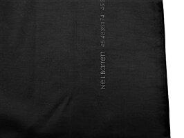 "NeILBarreTT(ニールバレット)【MINIMALIST""READYSTYLED""T-SHIRT】""REGULARFIT""レイヤード風ミニマリストTee★BLACK×WHITE☆"
