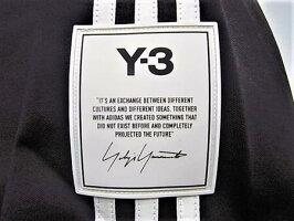 "adidasY-3(ワイ−スリー)【Y-3M3STPTRACKJACKET】""3ストライプス""トラックジャケット★BLACK★"