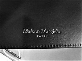 MaisonMargiela(メゾンマルジェラ)【Zipwallet】ジップウォレット★BLACK★