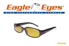 鷲の眼の研究からNASAが開発した宇宙服のシールドを基に作られた、画期的なサングラス。イーグ...