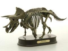 最新の学説に基づいたフェバリット恐竜フィギュア・トリケラトプス骨格モデル!フェバリット 恐...