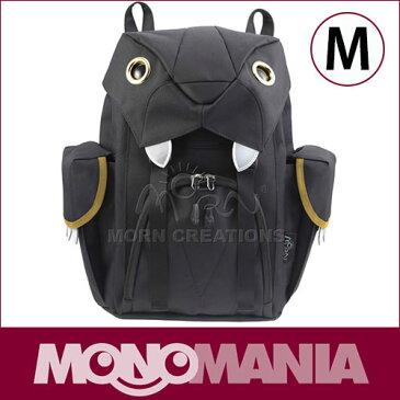 【 モーンクリエイションズ 】 BC-102 【 M 】 【 ブラック 】 ビッグキャット バックパック MORN CREATIONS Bigcat スティーブ・チャン アニマル 動物バッグ