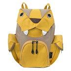 【 モーンクリエイションズ 】 BC-104 【 S 】マスタード ビッグキャット バックパック MORN CREATIONS Bigcat スティーブ・チャン アニマル 動物バッグ