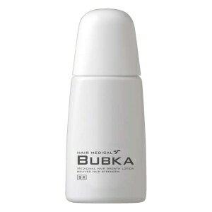 【送料無料】 育毛成分M-034を高濃度配合 濃密育毛剤BUBKA ブブカ 120ml 医薬部外品 02P03Dec16 頭皮にダメージを与えないノンアルコール製法
